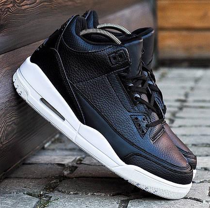 Баскетбольные кроссовки Nike Air Jordan 3 Retro, фото 2