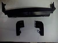 Дефлектор радиатора форд фиеста5