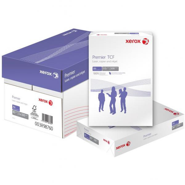 Бумага офисная XEROX Premier TCF, 80 г/м2, 500 листов