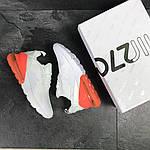 Мужские кроссовки Nike Air Max 270 (Бело-оранжевые), фото 5