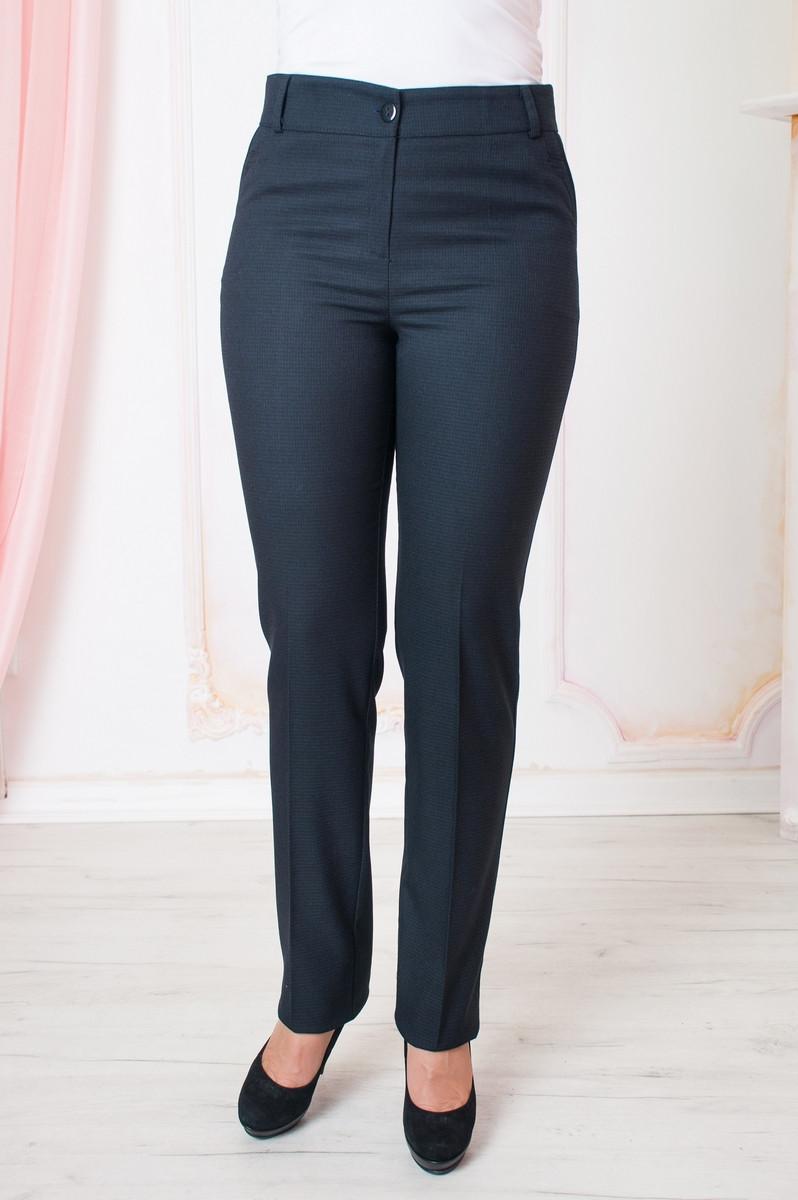 Женские брюки Жозефина темно синие