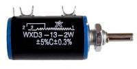 Потенциометр многооборотный  WXD3-13-2W 4.7kOm