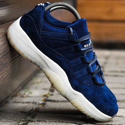 Баскетбольные кроссовки Nike Air Jordan 11, фото 2