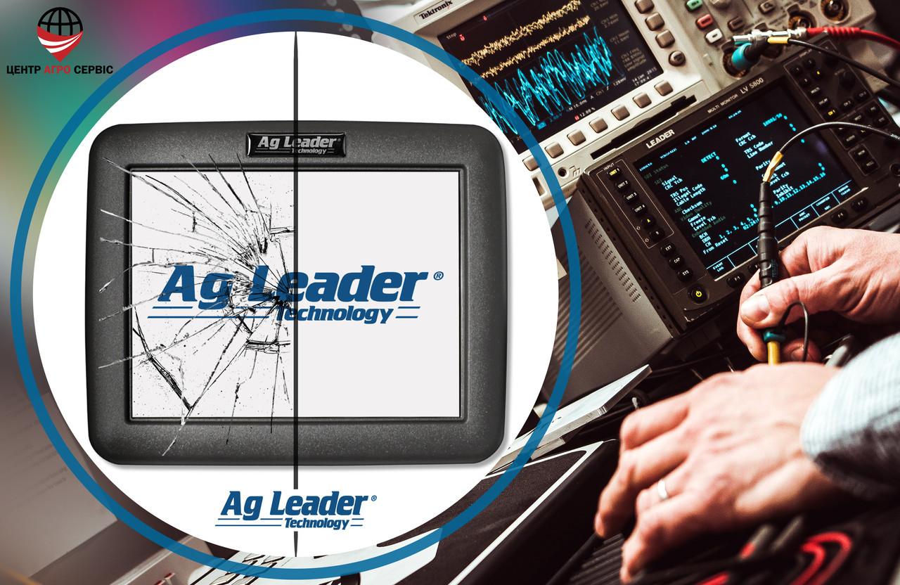 Ремонт,диагностика системы параллельного вождения (gps навигатора для трактора)  Ag Leader Versa
