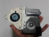 Моторчик стеклоподъемника переднего левого Volkswagen Passat B6 2005-2010г.в., фото 5