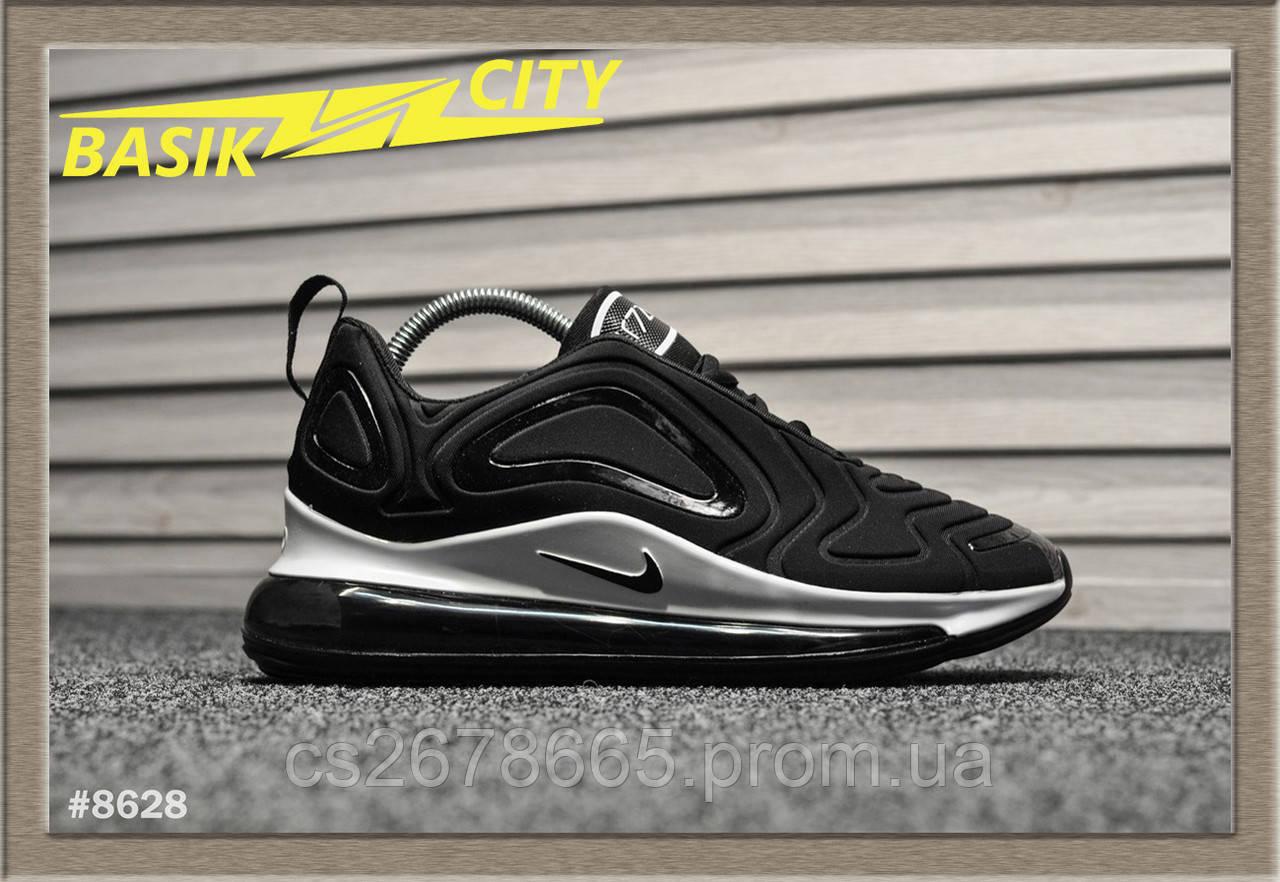 Мужские кроссовки Nike Air Max 720 Black White