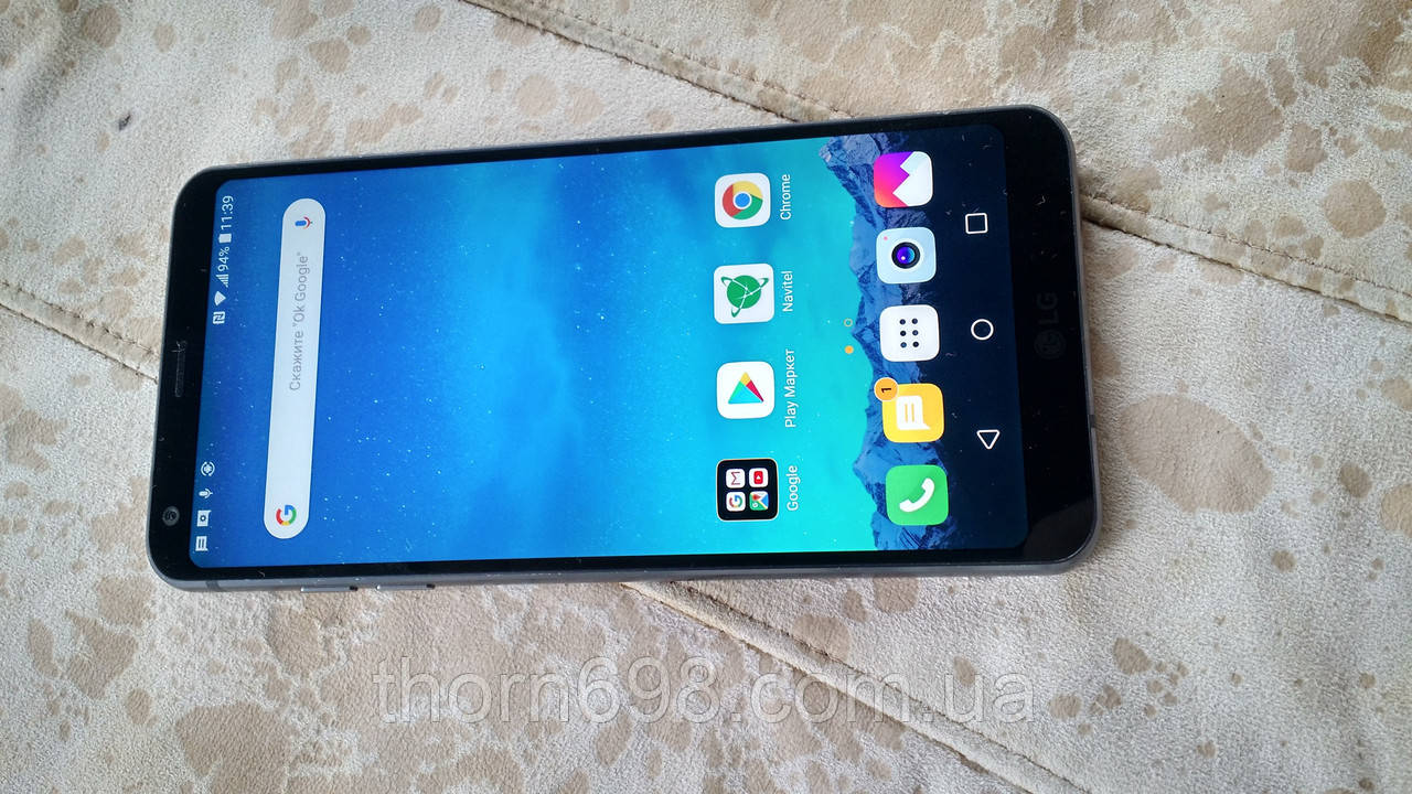 LG G6 H872, оригинал (GSM, 3G, 4G), отл сост , TWRP, ROOT #183174