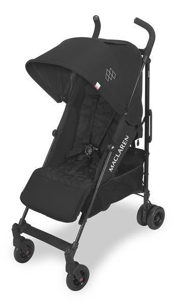 Детская коляска прогулочная Maclaren Quest Black/Black (WD1G040422)