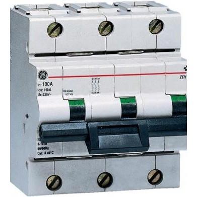 Автоматический выключатель General Electric Hti 103 C125 (671542)