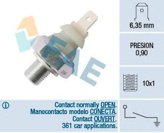 Дат.масла Audi/VW серый 0.75-1.05 bar 12930