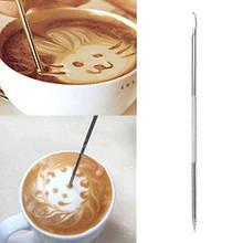 Палочка для рисования на кофе