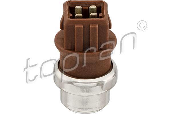 Дат.темпер.воды VW Golf 3/T-4/Sharan 1.9/2.4D 4-x конт. коричневый