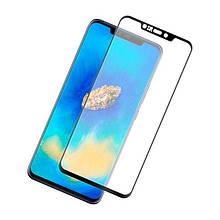 Защитное стекло 5D Huawei Mate 20 Pro (черный)