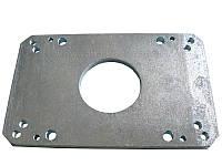 CAME 119RIG420 пластина крепления стрелы GARD G3000 запчасть для шлагбаума, фото 1