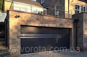 Ворота TREND размер 3300х2200 мм - ALUTECH Белоруссия, гаражные секционные