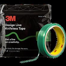 Лента режущая для дизайна пленки - 3M™ Design Line Knifeless Tape 3,5 мм. х 50 м. (KTS-DL1)