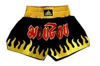 """Шорты для тайского бокса """"Fire Design"""""""