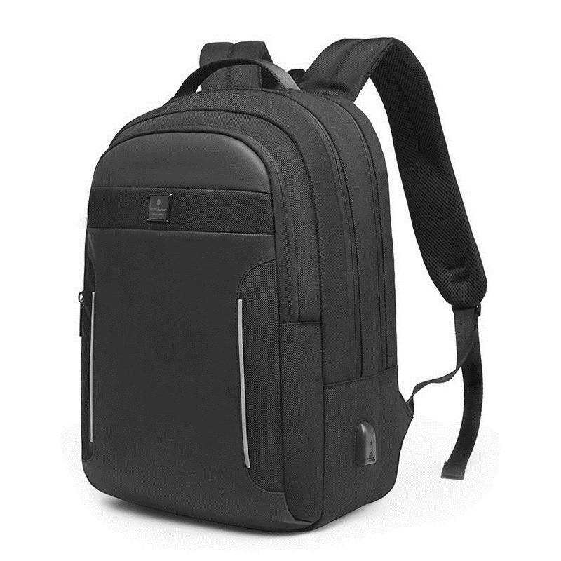 Спортивный дорожный рюкзак Arctic Hunter B00289, с тремя отделениями и USB портом, 28л
