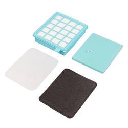 Набор фильтров (4шт) для пылесоса Philips PowerPro Active FC8058/01