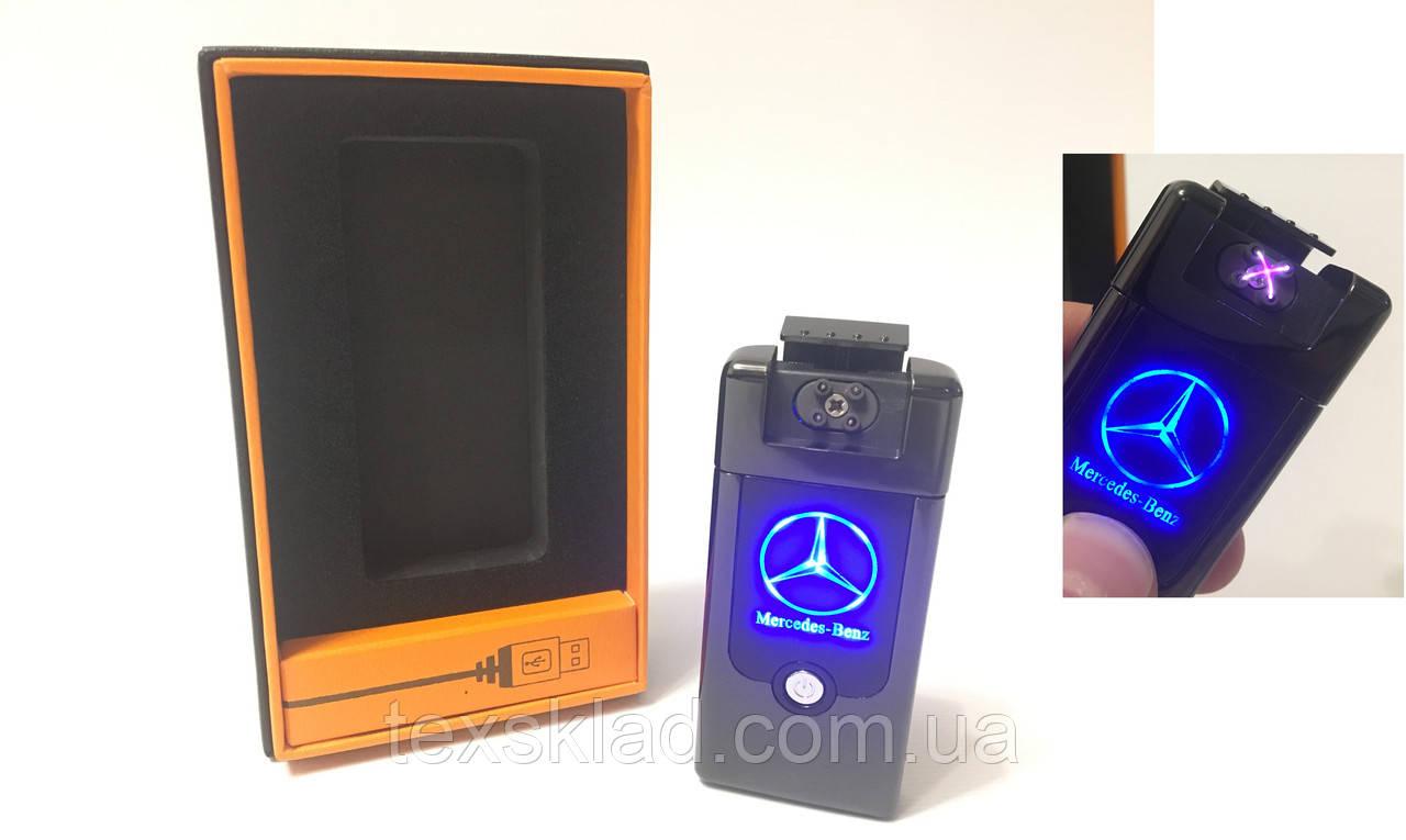 Зажигалка электрическая Mercedes-Benz black