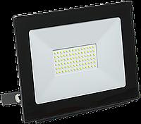 Прожектор СДО 06-70 светодиодный черный IP65 6500 K IEK (LPDO601-70-65-K02)