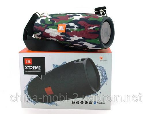 JBL XTREME SuperBass 40W A4 Squad копия, портативная колонка с MP3, камуфляжная, фото 2