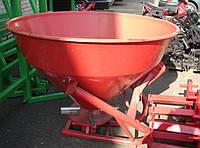 Розкидач мінеральних добрив РУМ-500 (Україна, Польща), фото 1