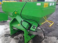 Разбрасыватель минеральных удобрений РД-1000 (Украина)+КАРДАН, фото 1