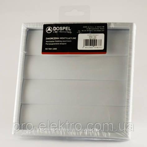 Решётка вентиляционная KRZ 150(007-0183) , фото 2