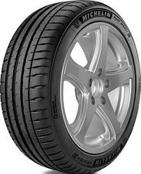 Michelin Pilot Sport 4 205/45R17 88Y XL (Германия 2017г)