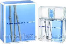 Чоловічий парфюм Armand Basi Blue Sport 50 ml