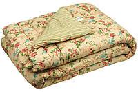 Одеяло шерстяное Руно English style зимнее 172х205 двуспальное