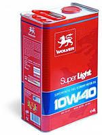 Моторное масло Wolver SUPER LIGHT 10W-40 4л