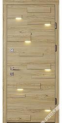 Двері вхідні STRAJ Expo light