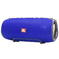 ✓Колонка BL JBL Xtreme mini Blue компактная беспроводная для прослушивания музыки влагозащищенная с Bluetooth