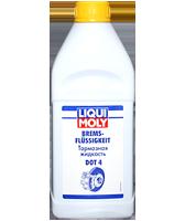 Тормозная жидкость LIQUI MOLY Bremsflossigkeit DOT 4 0,25л
