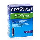 Тест полоски  Ван Тач Селект 50шт. - One Touch Select, фото 2