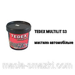 Tedex Multilit S 3 мастило автомобільне (0.9 кг)