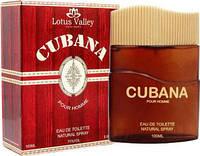 Cubana 100мл т/в муж Lotus Valley