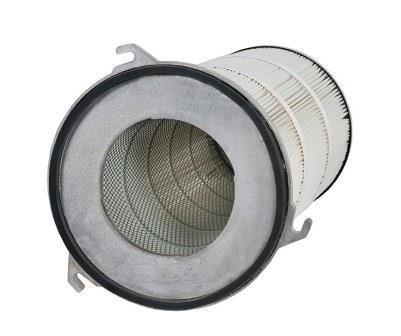 Фильтр системы аспирации  с фланцем JET (3 крючка)