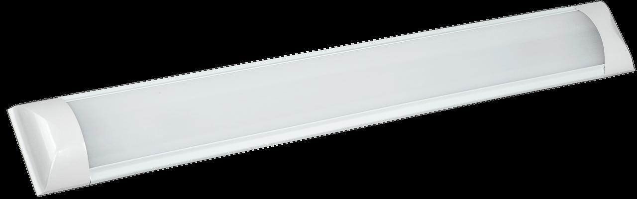 Светильник LED ДБО 5007 18Вт 6500К IP20 600мм алюминий IEK