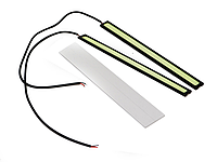 Гибкие дневные ходовые DRL огни 2 шт 17 см (44716/1)