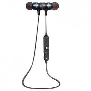 Беспроводные Bluetooth наушники гарнитура Awei A920BL Black, фото 2