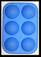 Форма силиконовая  Сферы планшет