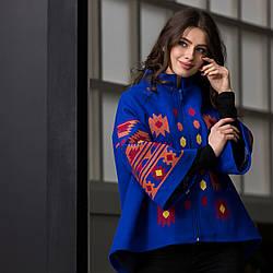 Пальто с вышивкой - Зара