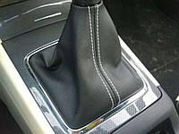 Чехол ручки кпп Mitsubishi Lancer 10