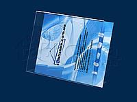 Горизонтальний тримач поліграфії А4, фото 1