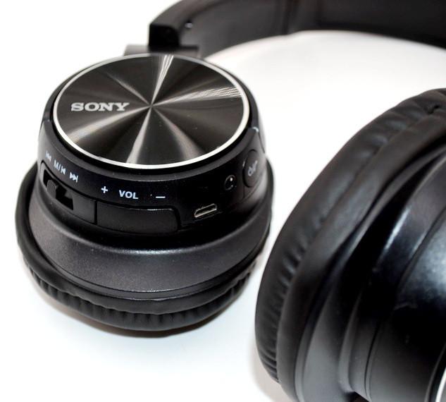 Наушники беспроводные Sony MDR-ZX770BT Bluetooth, mp3, FM РЕПЛИКА!