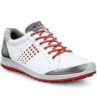 b0e226f4 Кожаные мужские кроссовки ECCO Natural motion biom Оригинал р-39 стелька  25,5 см