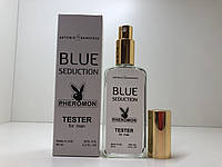 Antonio Banderas Blue Seduction мужской парфюм тестер с феромонами 65 ml производства ОАЭ  (реплика)